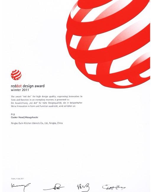 2011年度全球顶级设计大奖-红点奖