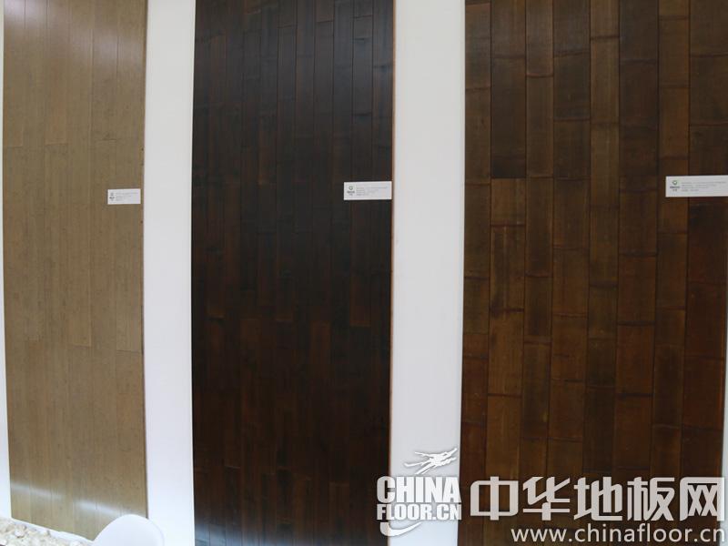 大庄地板-2016上海地材展参展产品1