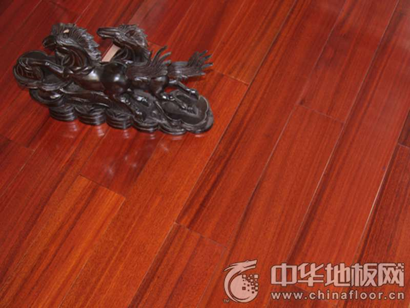 得喜地板 实木复合地板 圆盘豆