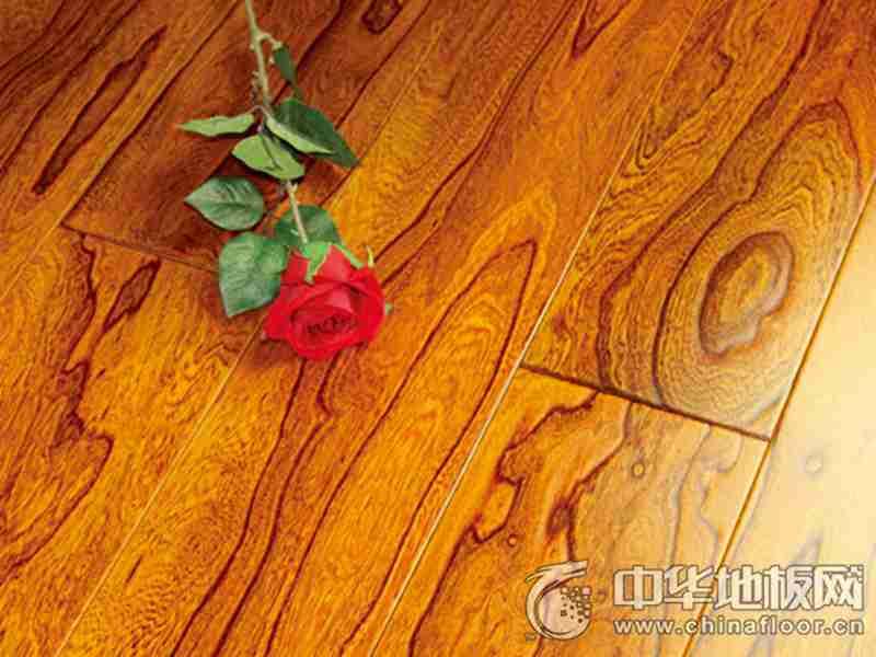 安德地板 多层实木地板 Y2207