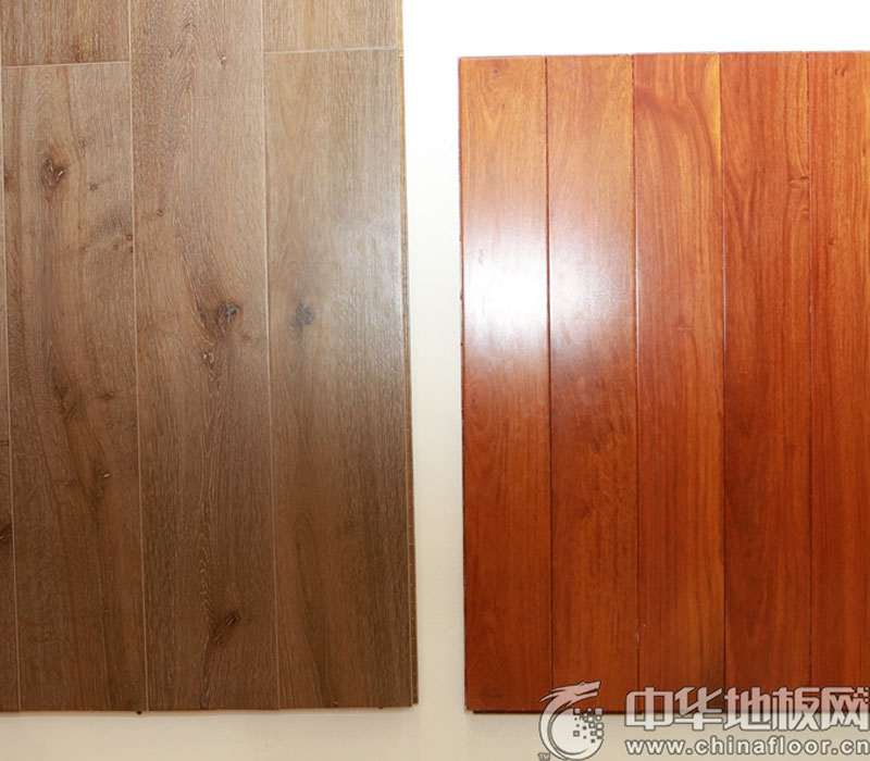 百嘉信地板 地材展地板图片展示 灰色木地板