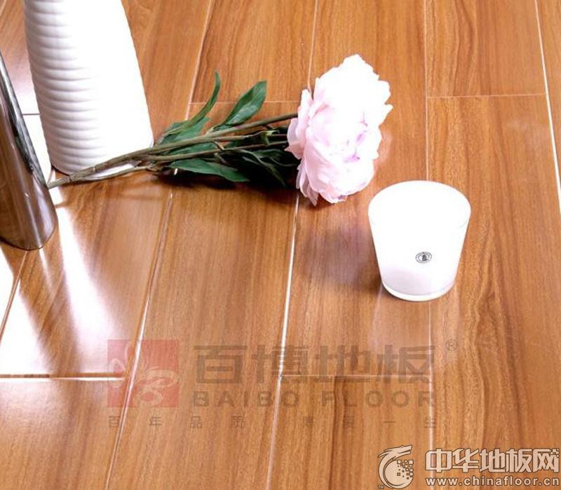 百博地板-强化地板-B2010平湖秋月
