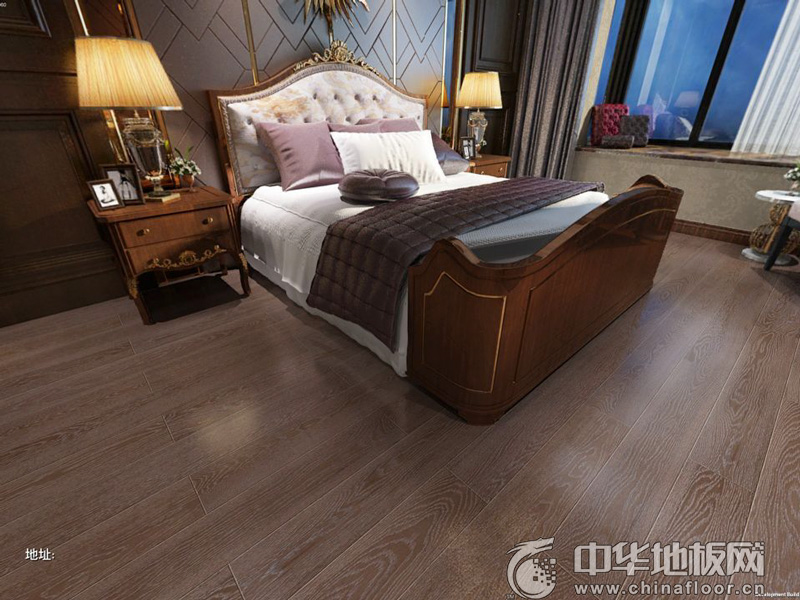 方圆地板 实木复合地板系列 橡木 (五)