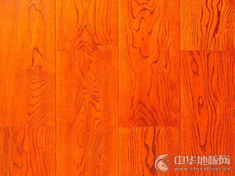 永林蓝豹地板 实木系列 LF8616 新橡木