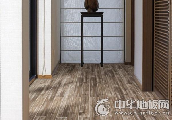欧龙地板  X005视觉盛宴木地板装修效果图