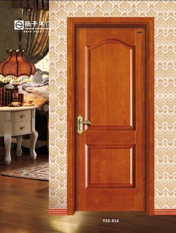 欧式风格卧室门装修效果图 扬子木门YZS-816