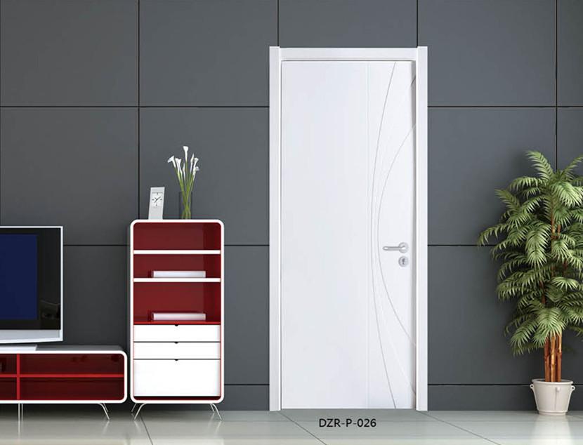 白色木门装修效果图 大自然豪门图片