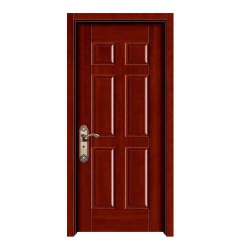 欧式风格木门装修效果图 合力木门图片