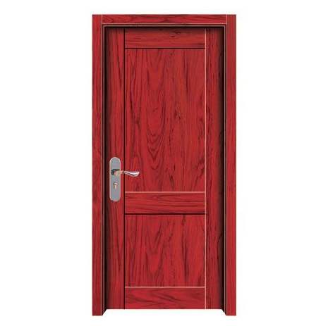 中式风格木门装修效果图 合力木门效果图