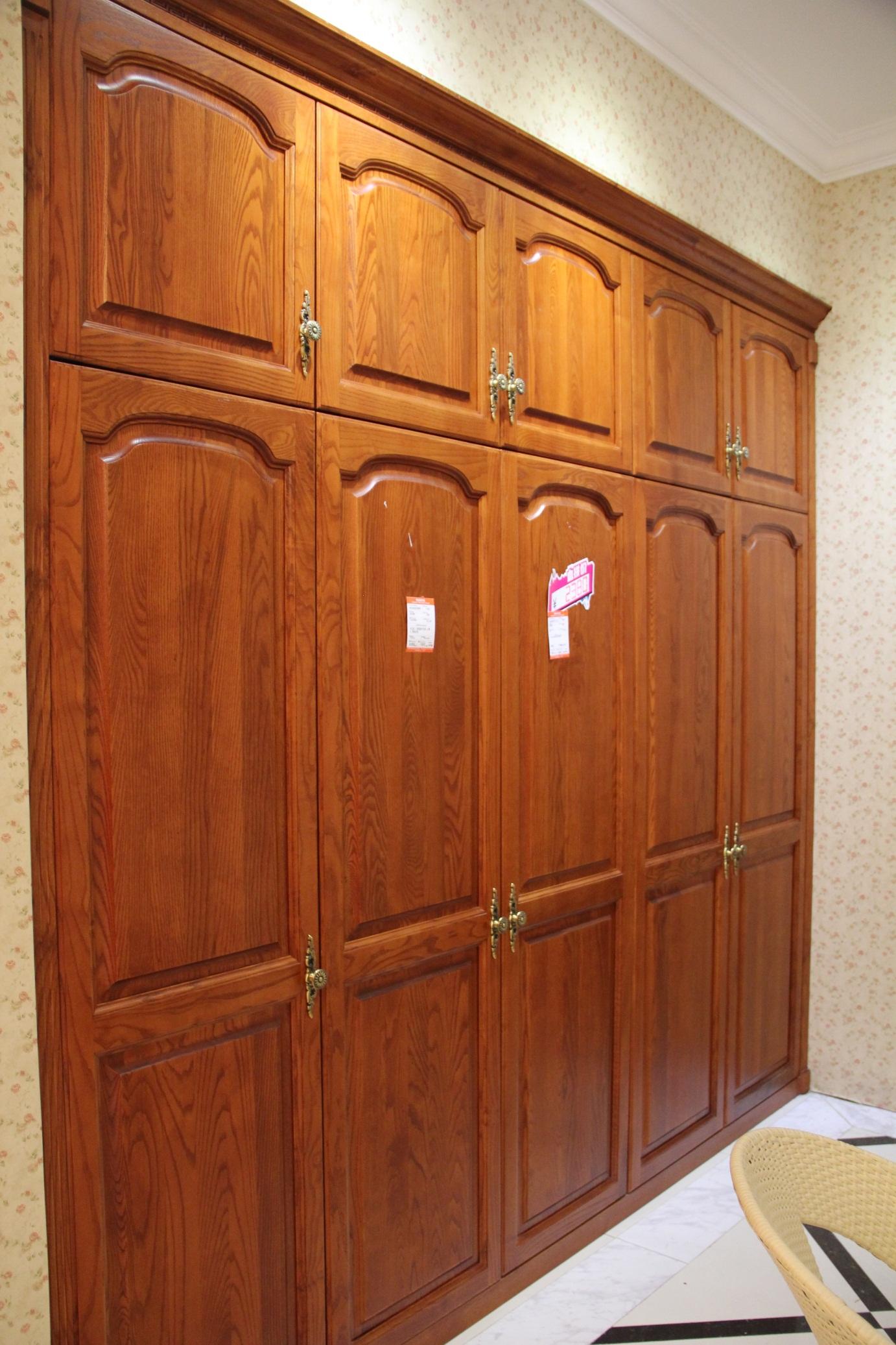 奥尔登衣柜奥尔登实木系列中式风格
