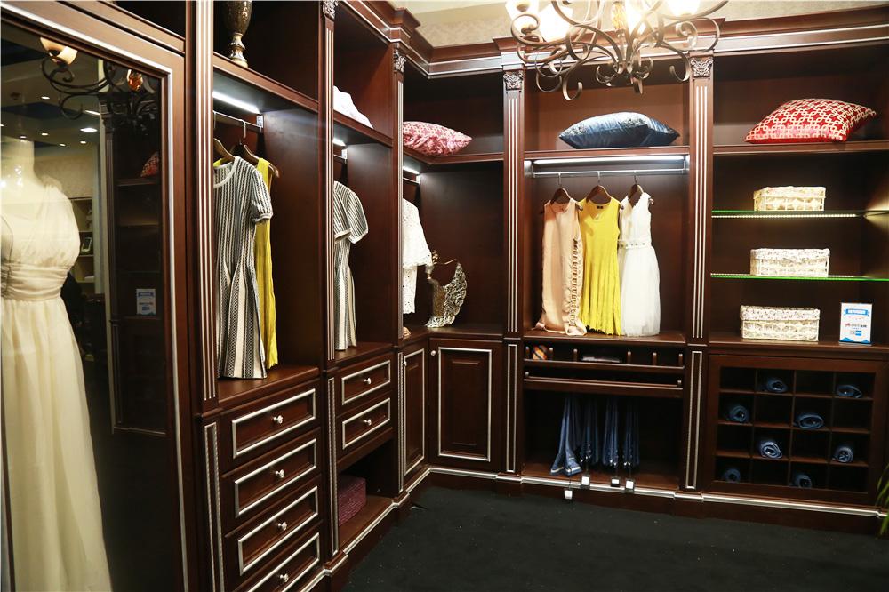 依索維爾衣柜 -2016中國(廣州)衣柜展參展產品