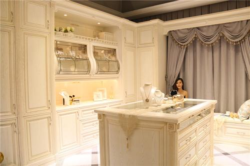 美罗堡衣柜 2016年中国建博会(广州)参展产品